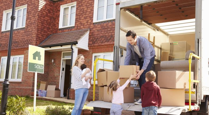 family-moving-house-home